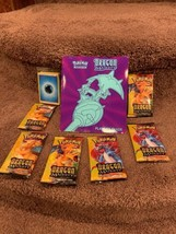 6 X Pokemon Sealed Booster Packs - Dragon Majesty, Player Guide, Energy ... - $35.00