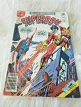 Vintage Superboy Comic Book DC #45 (1980's) - $11.77