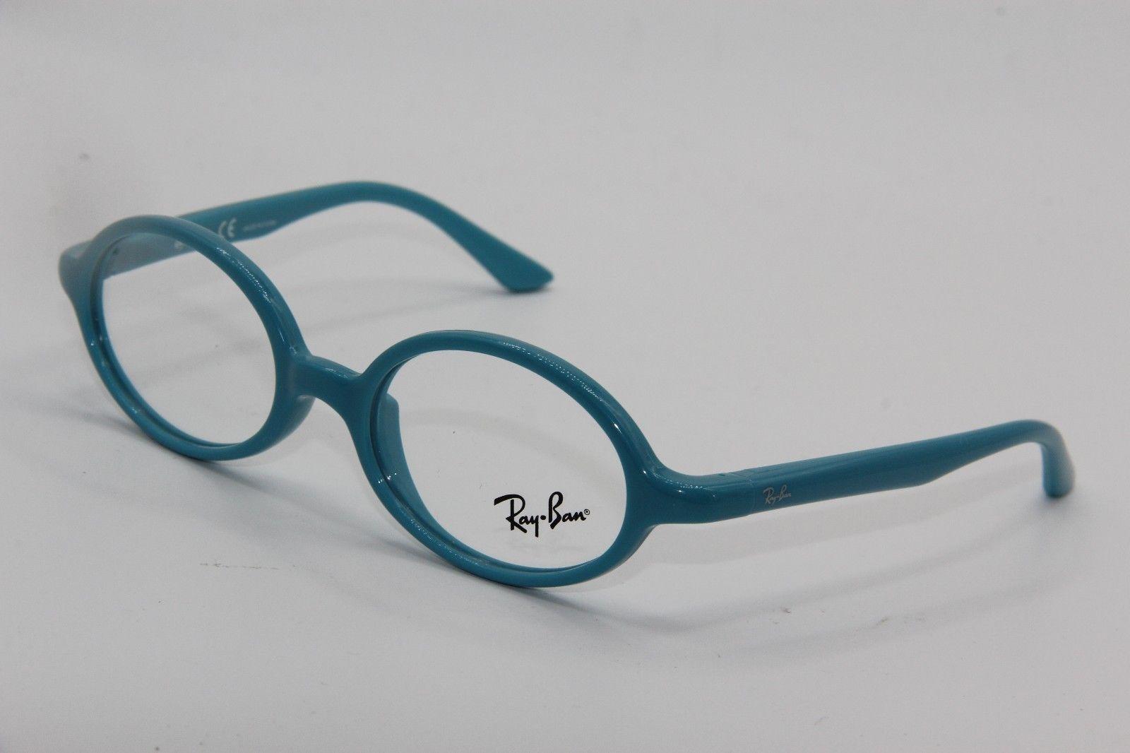 b9e6fae2ee New RAY-BAN Jr Rb 1545 3637 Blue Eyeglasses and 50 similar items. 57