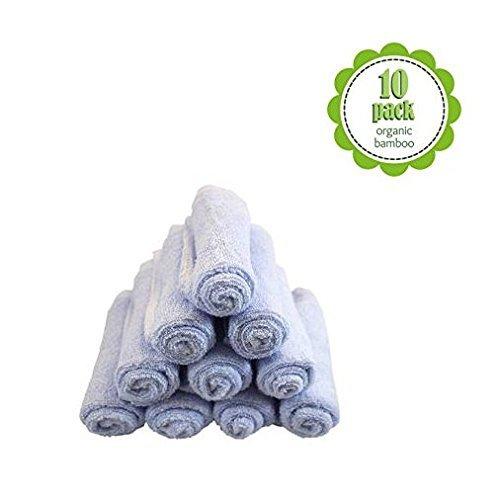 Natural Washcloths Wholesale: Baby Washcloths Superior Luxury Natural Organic Bamboo