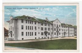 Aycock Hall Trinity College Durham North Carolina 1920s postcard - $6.44