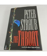 THE THROAT by Peter Straub (1993, Hardcover) 1st Printing - $5.94
