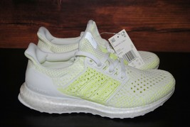 New Adidas UltraBoost Clima J white running shoes Kids 7Y Women's 8.5 (B... - $92.99