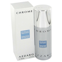 Chrome by Loris Azzaro Deodorant Spray 5 oz - $20.95