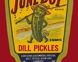 June Boy Dill Pickles #2 - Art Print