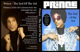 Prince 2 CD SETS $20 EACH EXCELLENT STUDIO & OUTTAKE COLLECTIONS ALL ERA... - $20.00
