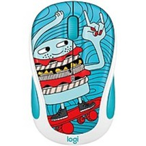 Logitech DOODLE COLLECTION M325C Wireless Mouse - Optical - Wireless - R... - €38,32 EUR