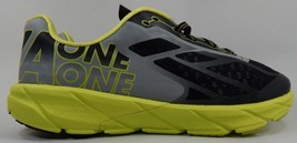 Hoka One One Tracer Men's Running Shoes Size US 8 M (D) EU 41 1/3 Yellow Black