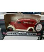 ERTL 1938 Panel Truck Bank McCormick Farmall - $29.99