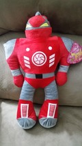 "Red Robot Brand New Plush Stuffed Animal w/ Tags 14"" Sugar Loaf - $7.99"