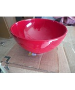 Waechtersbach 5 3/4 inch soup/cereal bowl (Fun factory Freestyle Red) 1 ... - $5.49