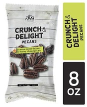 Crunch & Delight - Sweet Delicacy of Honey Infused Pecans - $12.75