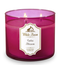 White Barn Cactus Blossom Three Wick 14.5 Ounces Scented Candle - $22.49