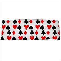 dakimakura body hugging pillow case playing cards clubs spades diamonds hearts - $36.00