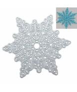 Metal Snowflake Christmas Cutting Dies DIY Scrapbooking Album Paper Card... - $4.09