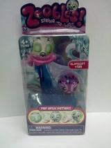 Zoobles Chillville Collection Clambert #199 - $14.80