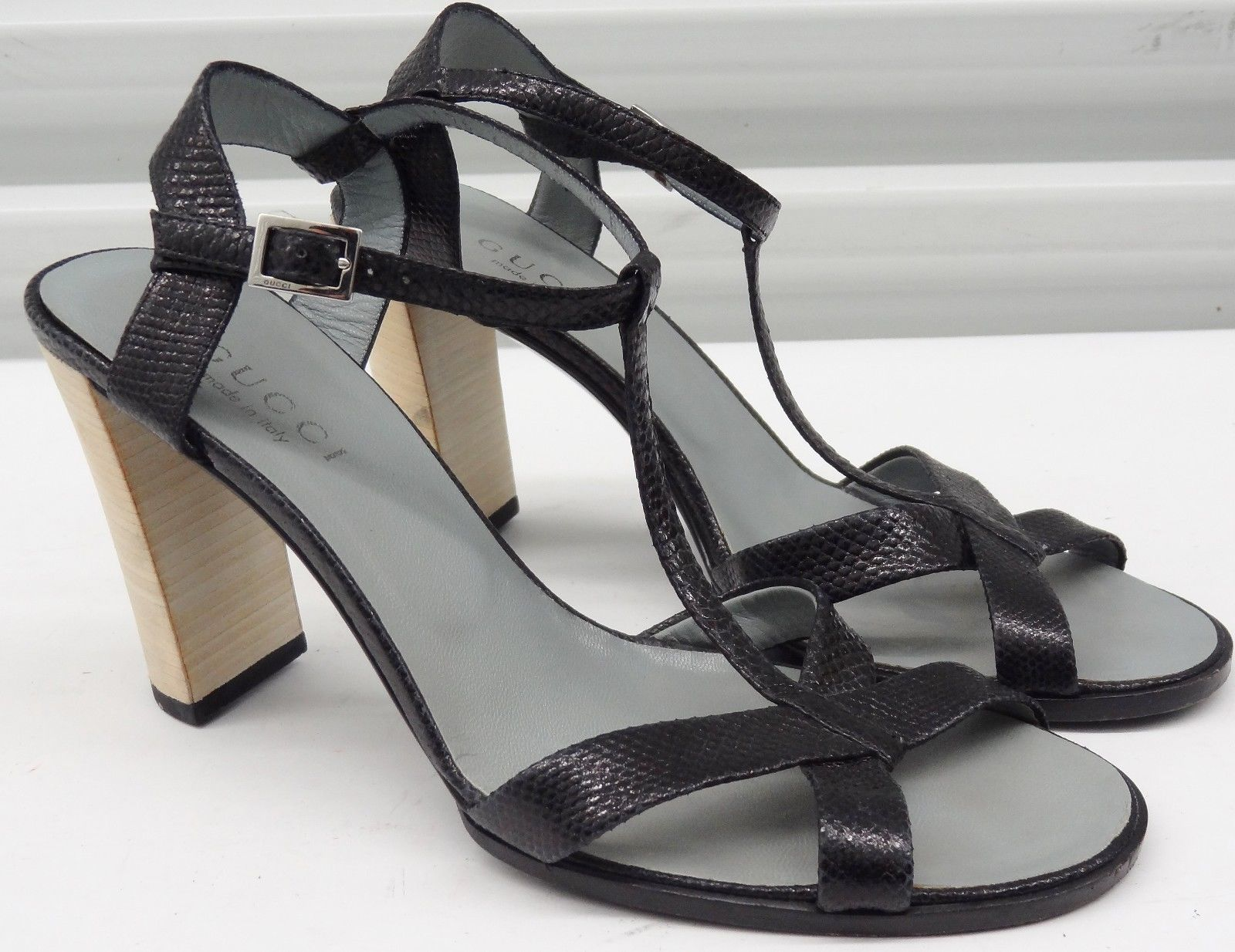c86a3d9127aa  600 GUCCI designer Tom Ford Era Heels Snake and similar items