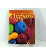 Crocheted Afghans 1988 Leisure Arts Oxmoor House Handmade Crocheting Kni... - $19.95