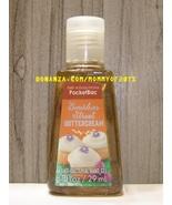 Bourbon Street Buttercream Pocketbac Antibacterial Hand Gel Bath Body Wo... - $4.00