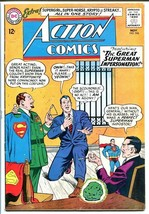ACTION COMICS #306 1963-Superman-Kryptonite cover-l@@k! VG - $27.74