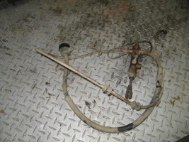 CAN AM 2008 400 OUTLANDER MAX HO 4X4 REAR BRAKE MASTER CYLINDER  PART 24... - $30.00