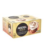 NESCAFE Gold Instant Coffee Cappuccino / Espresso Unsweetened Taste (Sug... - $10.21+