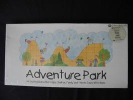Adventure Park Pfizer Pediatric Health Board Game Cope With Illness New ... - $35.63