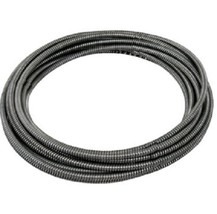 """General Wire Flexicore Drain Cleaning Pipe Replacement Cable 50' x 1/4"""" ... - $77.70"""