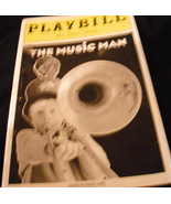 THE MUSIC MAN WITH ERIC MCCORMACK PLAYBILL - $2.85