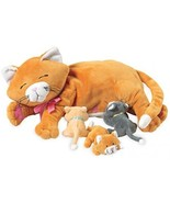 Manhattan Toy Nursing Nina Cat Nurturing Soft Toy - $36.06