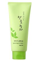 FIRST GREEN TEA NATURAL FACIAL CLEANSING FOAM - FERMENTED SKIN SOAP - $13.95