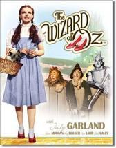 "Wizard of OZ Dorothy w/ Toto  Metal / Tin Sign 12.5"" x 16"" (#1560) - $8.97"