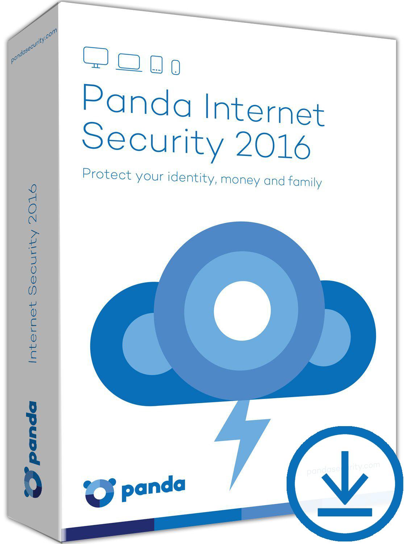 Panda internet security 2016