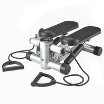 New Aerobic Fitness Adjustable Twister Stepper w/ Rope, Mini Stepper Mac... - $68.80
