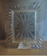 CRYSTAL D'ARQUES CARTHAGE PARIS 5x7 CRYSTAL Frame - $14.00