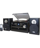 Record Player Stereo Music Sysytem Turntable W ... - $180.38