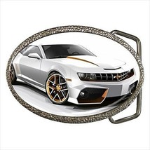 Camaro Belt Buckle - $9.65