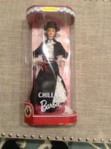 New 1997 Mattel Barbie Dolls of the World Chilean Barbie Doll MIB Collec... - $19.80