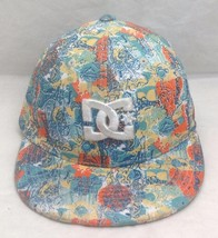 "DC Hat/Cap, SAMPLE HAT, RARE/Unique, Small/Youth, FlexFit, 21"", size 6-3/4 - $45.99"