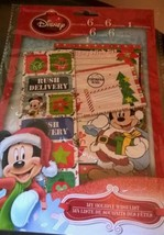 Disney Mickey Mouse Christmas Wish List 13 Piece Set - $5.90