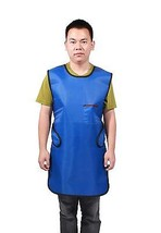 Lead Apron Full Overlap Vest Lead Apron Shield Radiation Apron X-Ray Pro... - $165.91