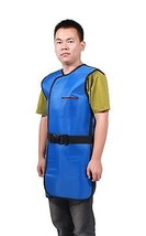 Lead Apron Full Overlap Vest Lead Apron Shield Radiation Apron X-Ray Pro... - $1,246.30