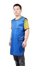 Lead Apron Full Overlap Vest Lead Apron Shield Radiation Apron X-Ray Pro... - $147.30