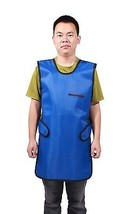Lead Apron Full Overlap Vest Lead Apron Shield Radiation Apron X-Ray Pro... - $1,038.63