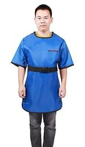 Lead Apron Full Overlap Long Sleeve Lead Shield Radiation Apron XRay Pro... - $187.28