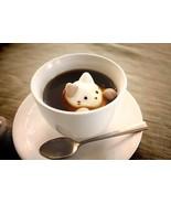 Cat cafe with cat pad Marshmallow banilla chocoalte JAPAN Original Gift!... - $46.53+