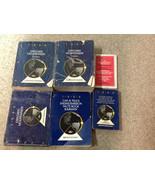 1999 FORD EXPLORER MERCURY Mountaineer Service Shop Repair Manual Set OE... - $267.30