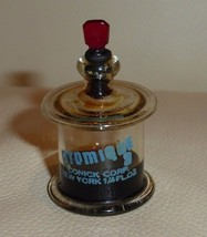 "VERY RARE Perfume Bottle ""Atomique"" by Conick C... - $99.00"
