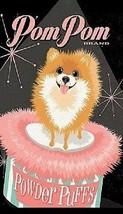 Pomeranian Dog Magnet #1 - $7.99