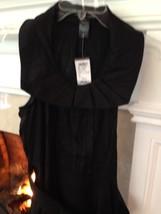 Charlotte Russe Black Sleeveless Dress Retail $28.99 Size Small - $9.00